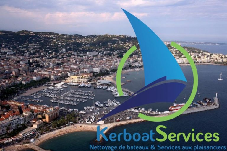 Kerboat Services ouvre son agence à Cannes !!