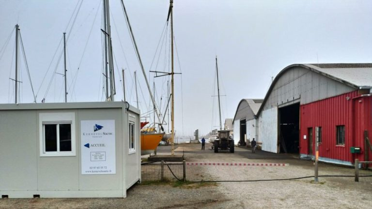 Atlantic Yachting reprend Kernevel Nautic
