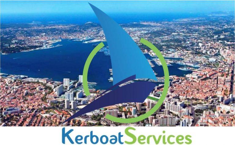 Kerboat Services s'étend à la Rade de Toulon