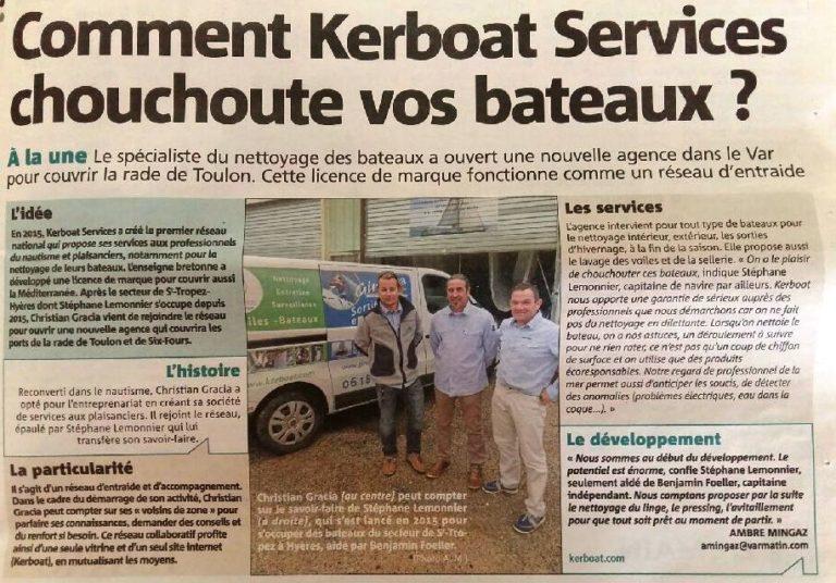 Comment Kerboat Services chouchoute vos bateaux ?