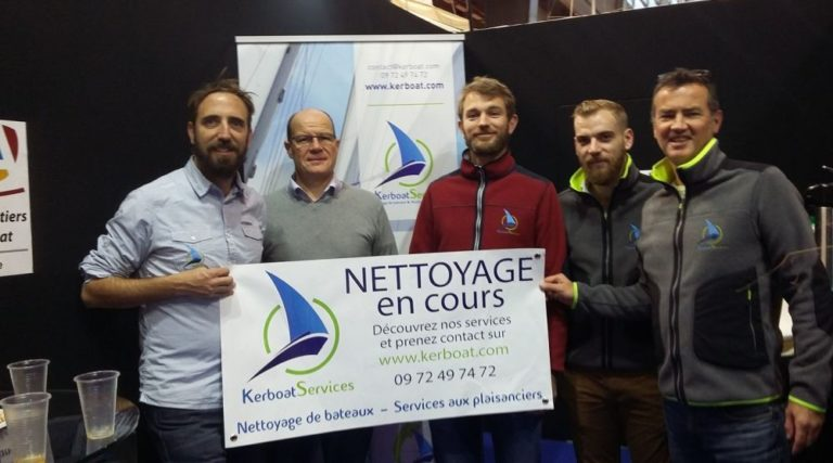 Nouveau représentant Kerboat Services dans le 22