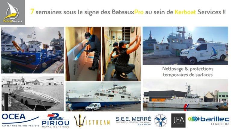 Les BateauxPro : une activité qui décolle chez Kerboat Services